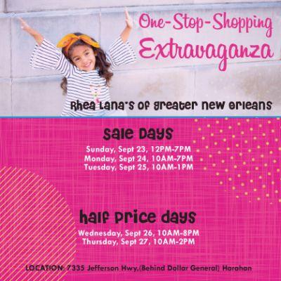 sale days